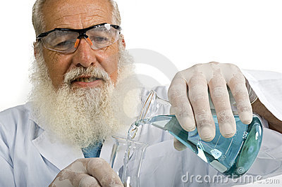 Laboratoriumforskare
