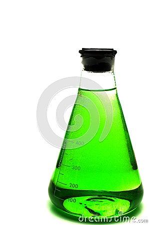 Free Laboratory Beaker Stock Photography - 5148142
