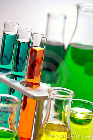 Free Laboratory Equipment In Science Research Lab Stock Photos - 13047283
