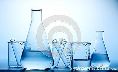 Laboratory flasks/bottle