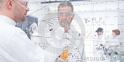 Laboratory formulas analysis