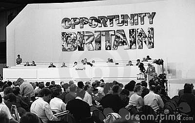Labour Party Conference Editorial Stock Image