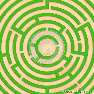 Free Labyrinth Royalty Free Stock Image - 183236