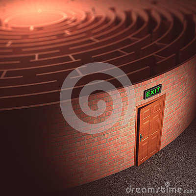 Labyrinth Exit