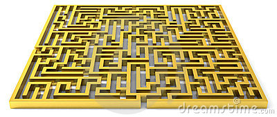 Labyrinthe d or