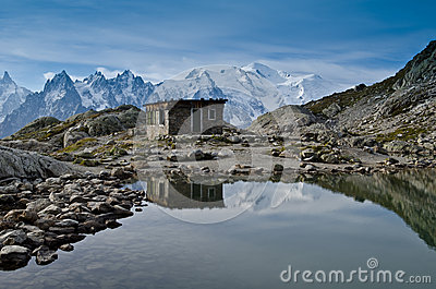 Lac Blanc - French Alps