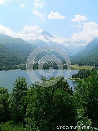 Lac de Genos-Loudenvielle ( France )
