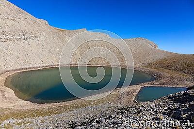 Lac des Mansardy