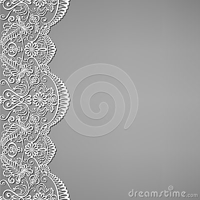 Free Lace And Floral Ornaments Stock Photos - 31404213