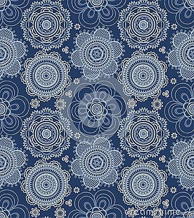 Lace circle