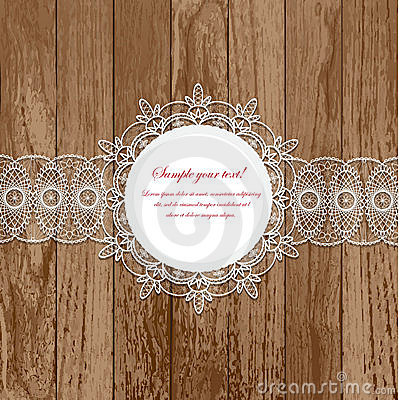 Free Lace Frames Royalty Free Stock Images - 22854999