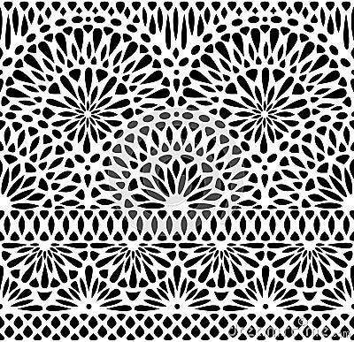 Free Lace Seamless Pattern Stock Photos - 30097833