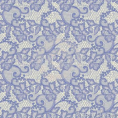 Free Lace Seamless Pattern. Stock Image - 54805461