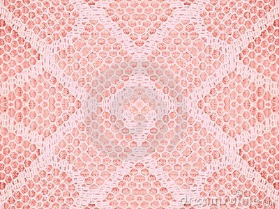 Lace Texture Pattern In Pink