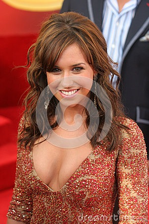 Lacey Chabert Editorial Stock Image