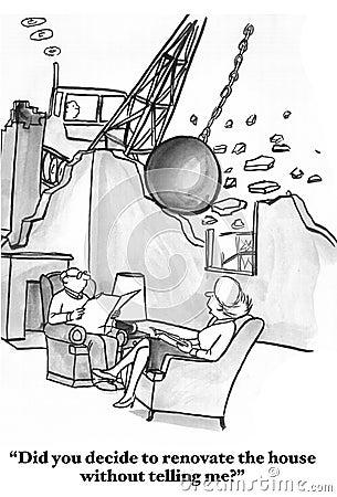 Lack Of Communication Stock Illustration - Image: 65921769
