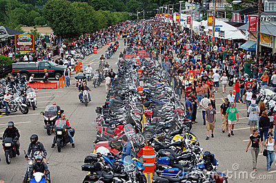 Hells Angels Laconia Bike Week 2014