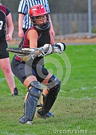 Lacrosse Goalie 4