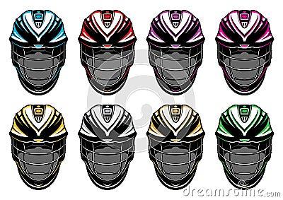 Lacrosse Helmets EPS