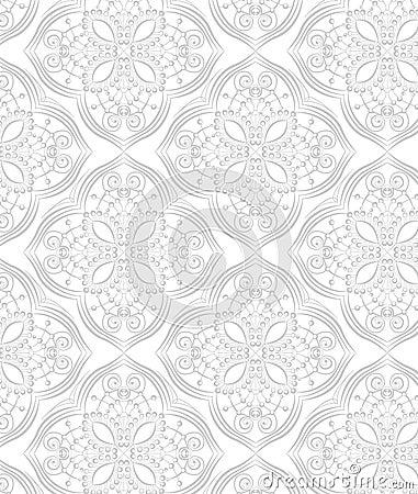 Lacy pattern