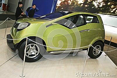 Lada Concept car Editorial Photo