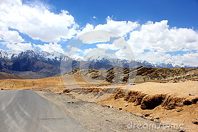 Ladakh Mountains