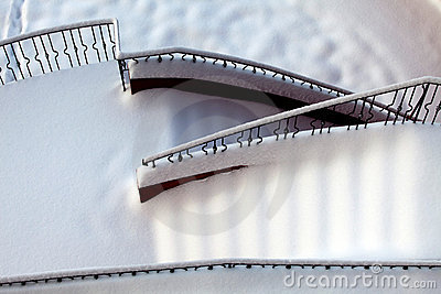 Ladder exterior