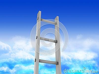 Ladder in heaven