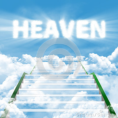 Ladder of heaven