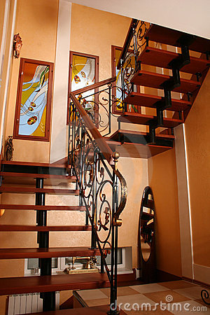 Free Ladder In A Cottage Royalty Free Stock Images - 11215329