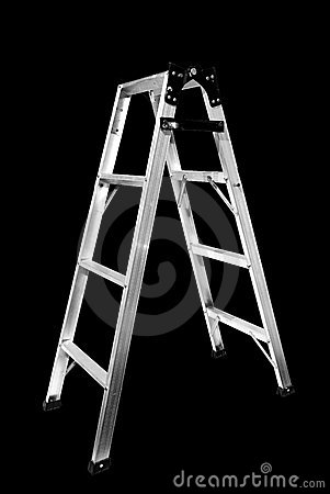 Ladder Isolated