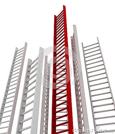 Ladder leader