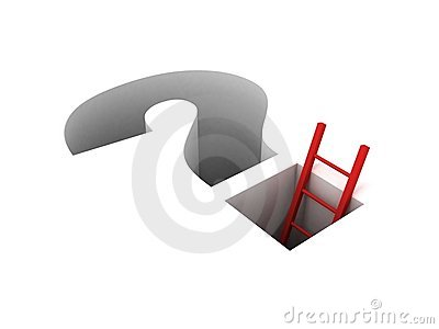Ladder leading from the question.success solution