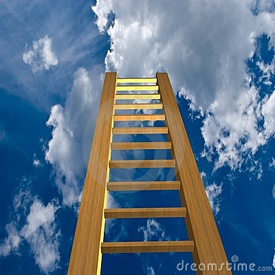 Ladder in the sky