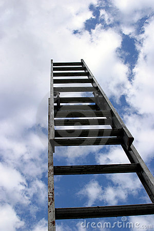 Free Ladder To Success Royalty Free Stock Image - 262966
