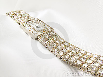 Ladies Diamon Watch