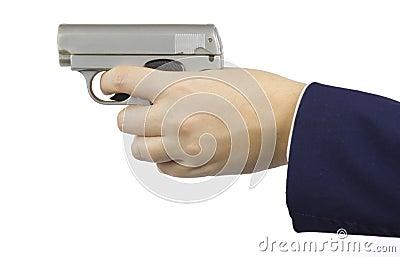 Ladies gun