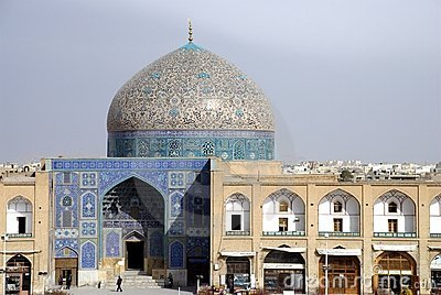 Ladies Mosque in Esfahan, Iran