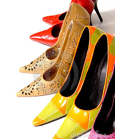 Free Ladies Shoes Stock Photos - 4534403