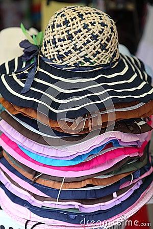 Ladies Straw Hat
