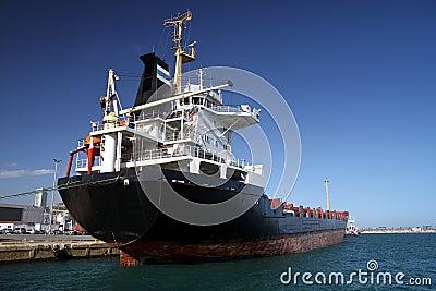 Ladungsschiff