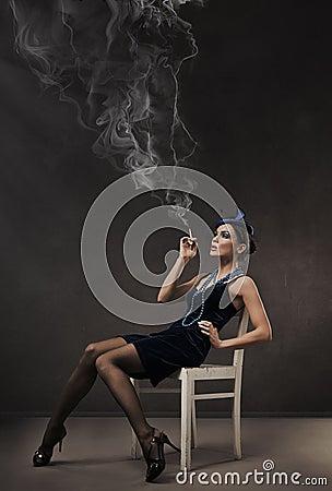Free Lady Stock Image - 9257521