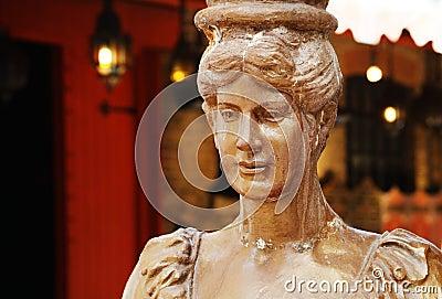 Lady column