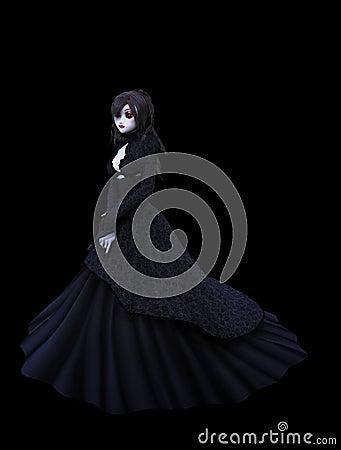 Lady in the dark