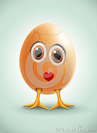Lady Egg