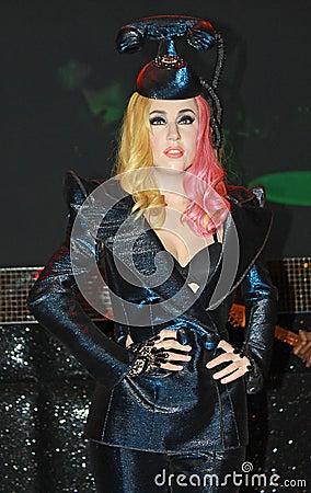 Free Lady Gaga Royalty Free Stock Images - 19926929