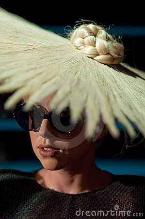 Lady Gaga Editorial Image