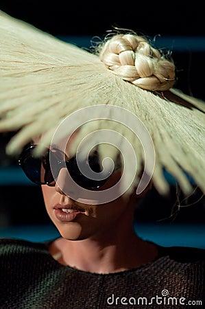 Lady Gaga Editorial Image