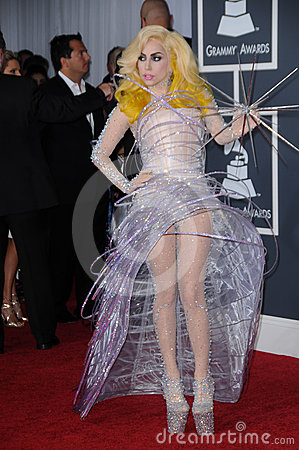Free Lady GaGa Stock Photography - 24569982