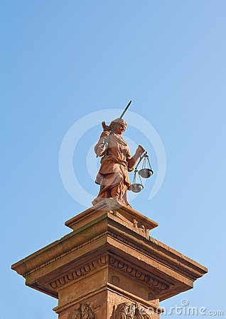 Lady Justice (Justitia)